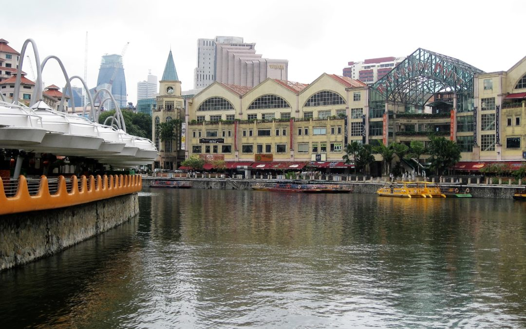 My Favourite Things about Singapore