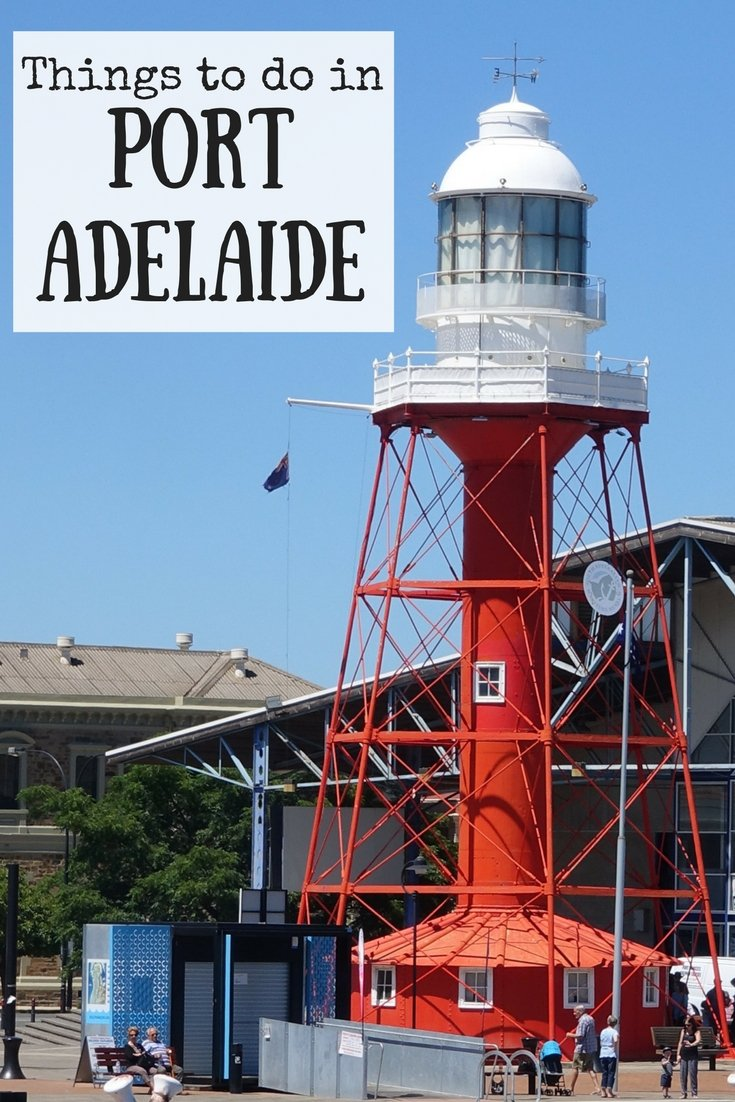 Things to do in Port Adelaide | Some great ideas for visiting the historical Port Adelaide in South Australia. |#portadelaide #southaustralia #australia #portriverdolphins #samaritimemuseum #aviationmuseum #nationalrailwaymuseum #streetart