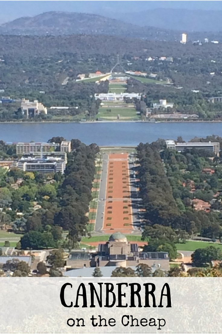 Australia's capital is not known as a tourist destination. There is a surprising amount to do in Canberra though, and most of it is free, making it a perfect budget destination