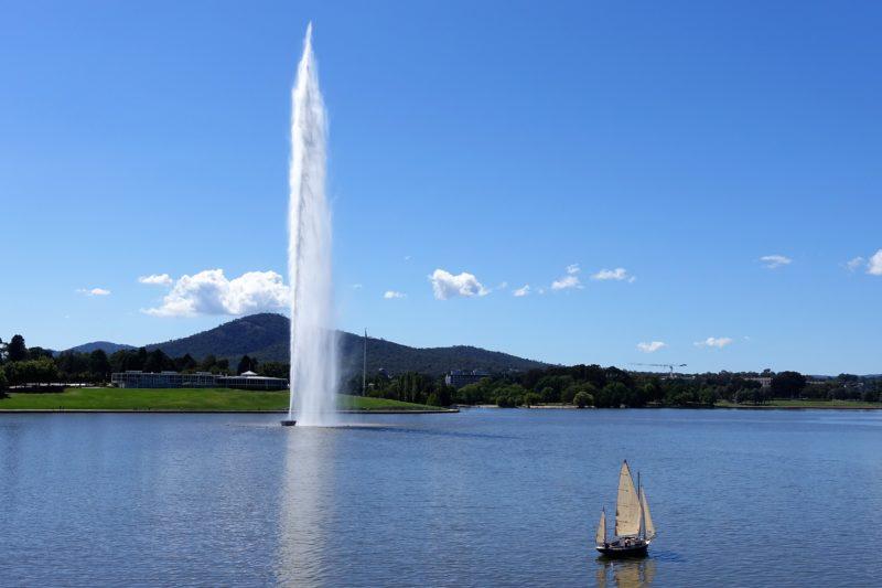 Lake Burley Griffen