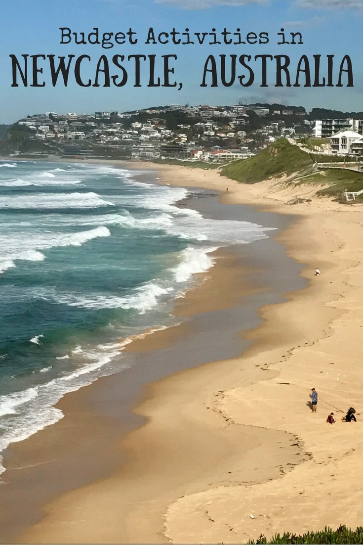 Our gap year begins in Newcastle, Australia, where we were looking for budget activities to enjoy with friends with young children.
