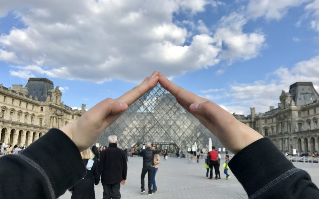 I went to Paris – and didn't go inside the Louvre!
