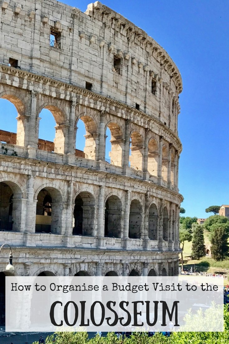 Looking for how to visit the Colosseum on a budget? Here we tell you how to book tickets and arrange a basic tour of the Colosseum , Roman Forum and the Palatines.
