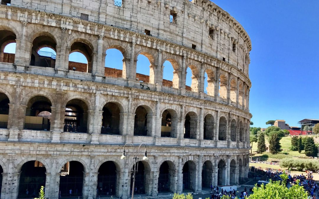 An Easy Budget Visit to the Colosseum