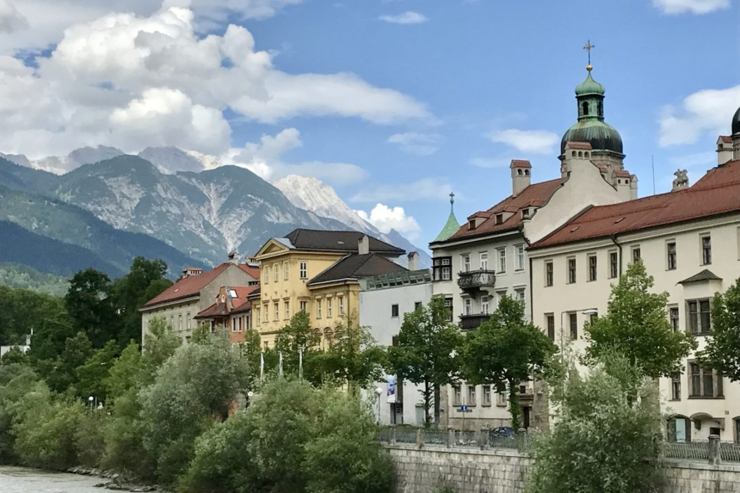 Travel Diaries – Innsbruck and the Alps
