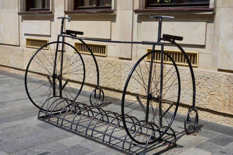 Bratislava bikes
