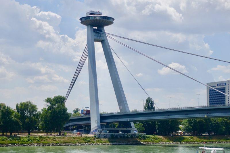Bratislava UFO Tower