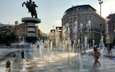 Travel Diaries – North Macedonia