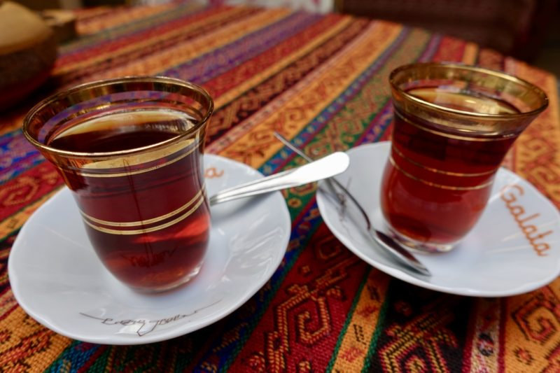 Turkish Tea, Turkey