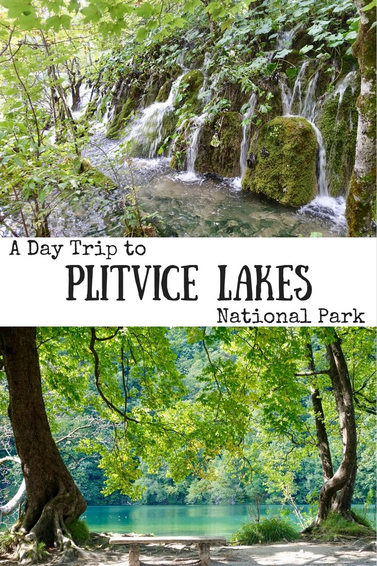 A Day Trip to Plitvice Lakes National Park Croatia | Things to do in Croatia | How to get to Plitvice Lakes from Zadar |