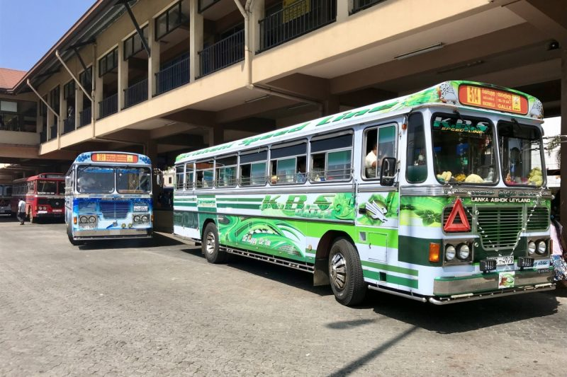 Galle Buses