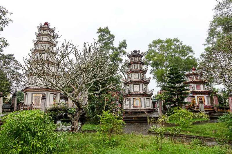 Chuc Thanh Pagoda, Hoi An, Vietnam