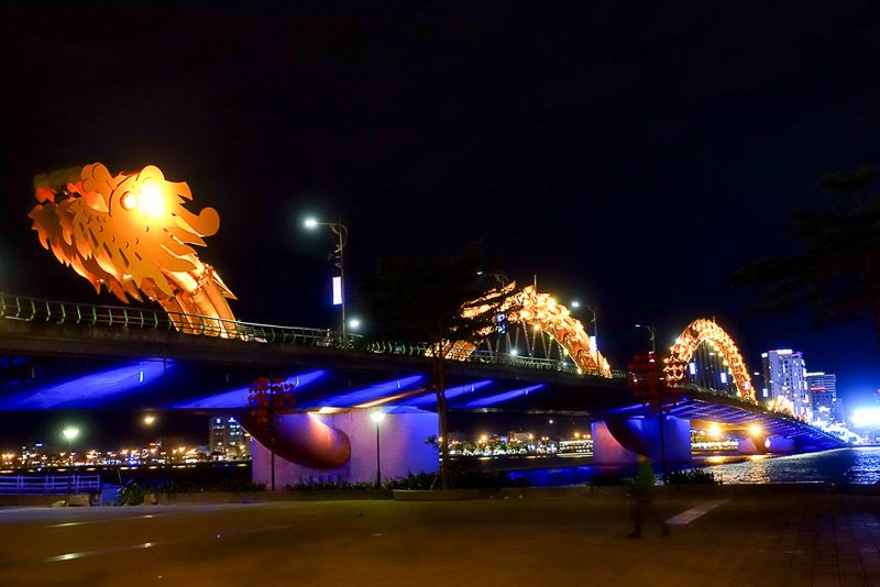 Dragon Bridge, Danang, Vietnam
