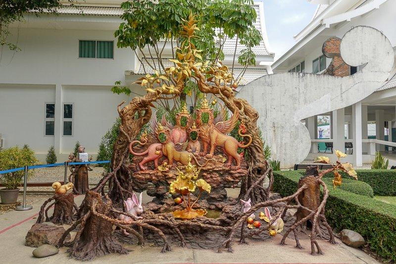 White Palace Chiang Rai