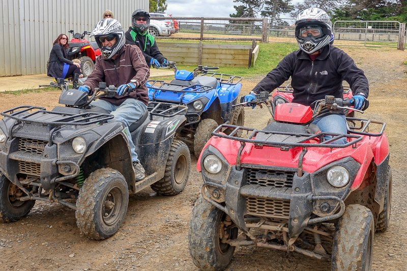 Waitpinga Farm Quad Bikes