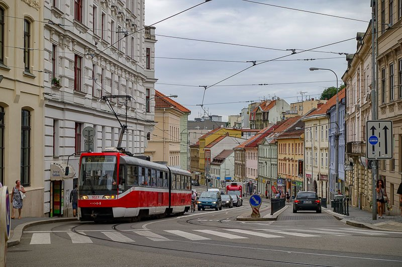 Travel Diaries – Brno