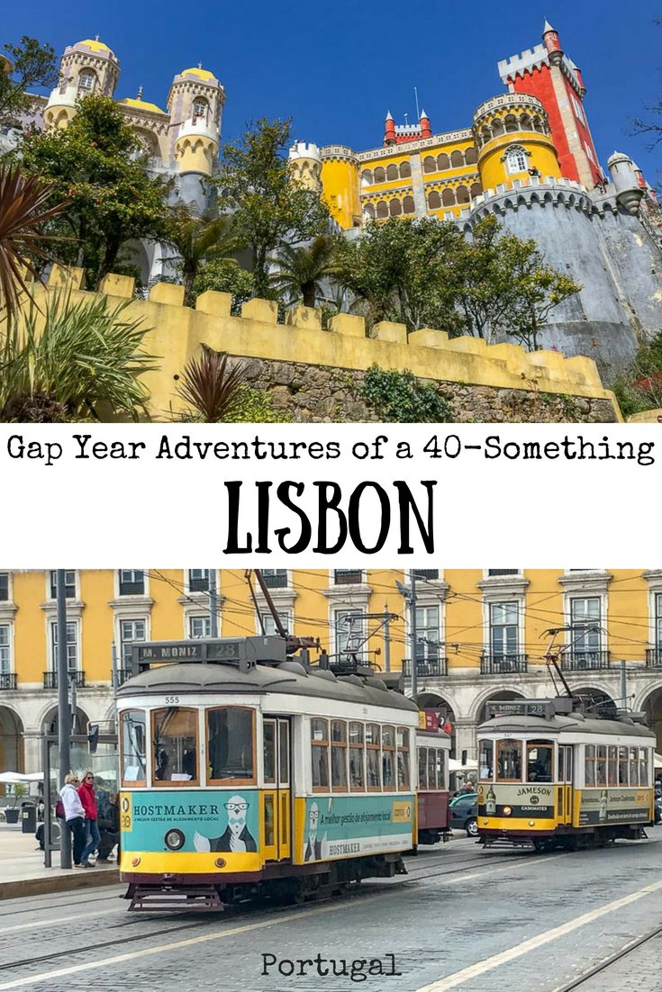 Things to do in Lisbon | Things to do in Sintra | Day trip to Sintra | Belém | Pena Palace | Lisbon Trams | #portugal #lisbon #sintra #penapalace #belem