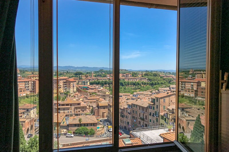 Siena Accommodation Tuscany