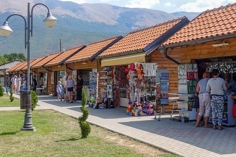 St Naum Macedonia