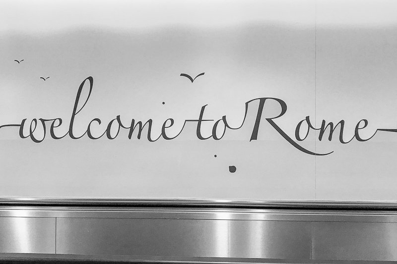 Travel Diaries – Rome