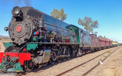 Experiencing the South Australian Steam Train Rides