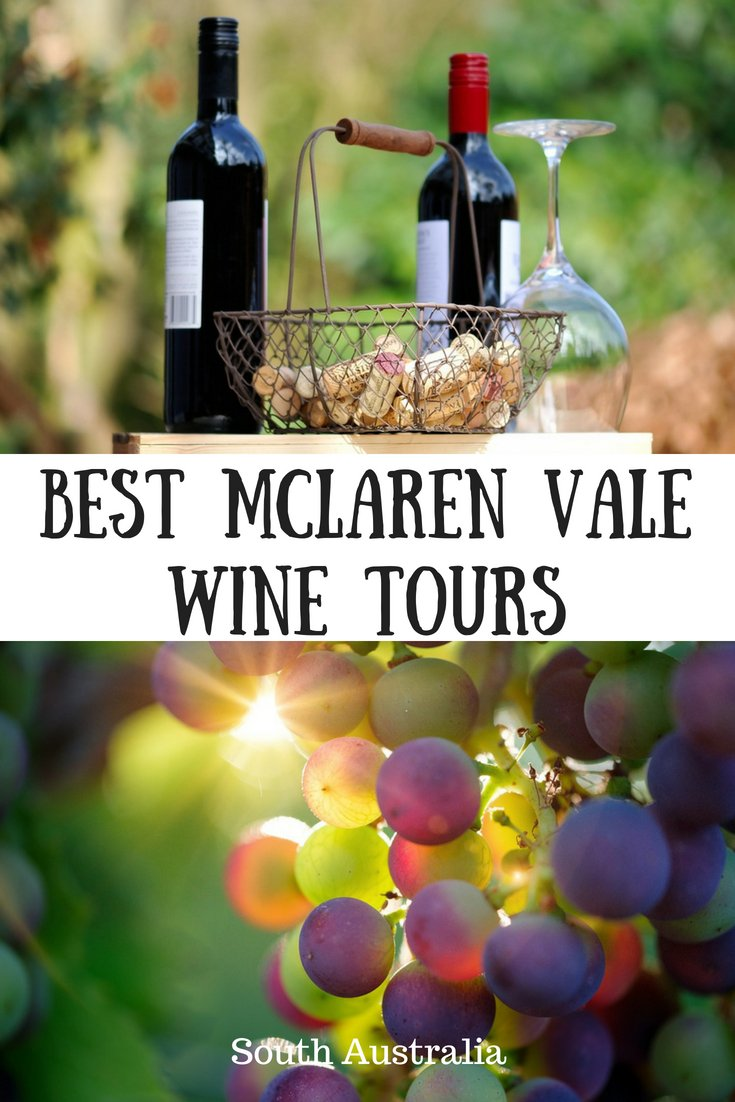 Best McLaren Vale Wine Tours