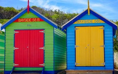 How to Visit the Melbourne Beach Boxes