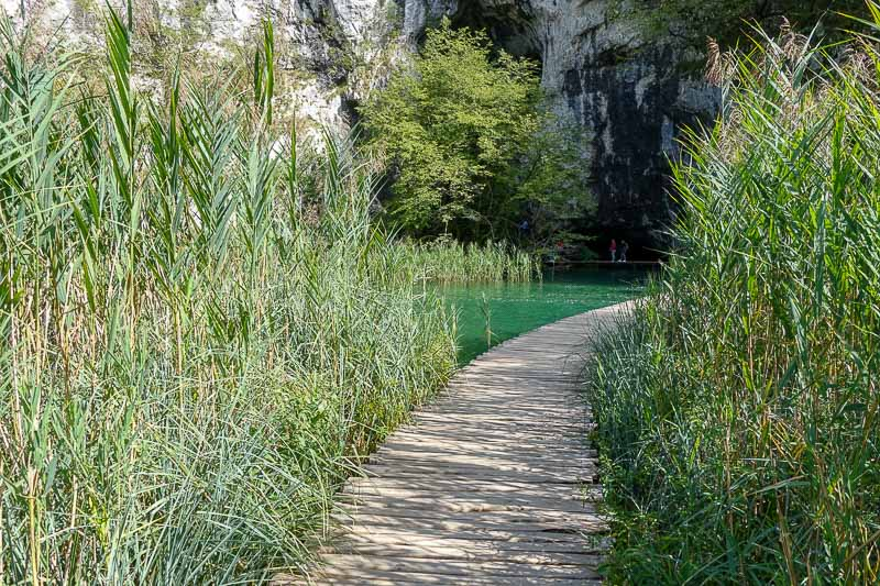 Plitvice Lakes Path