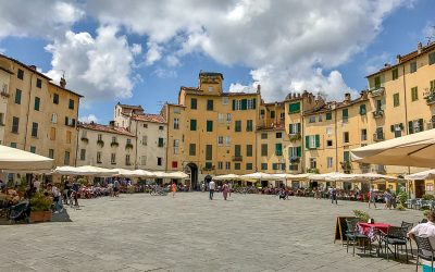Things to do in Lucca, Italy