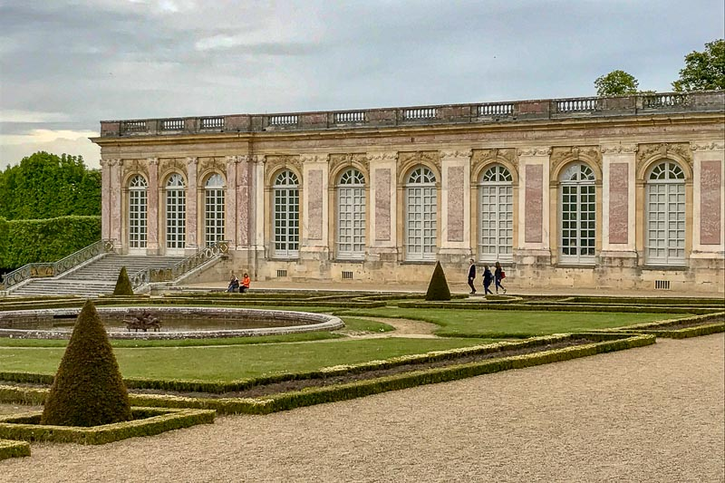 Paris to Versailles day trip