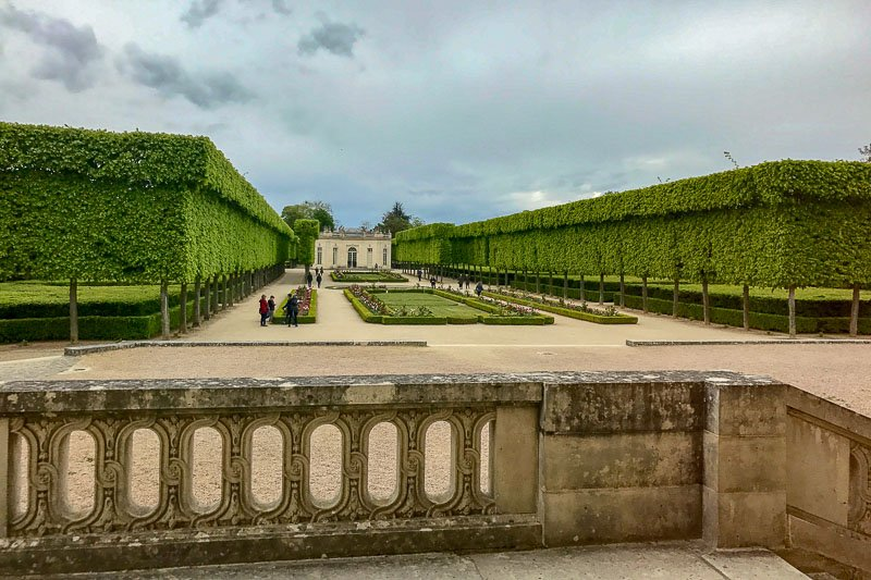Versailles Day Trip Itinerary