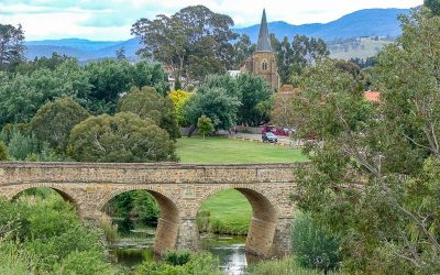 Day Trip from Hobart to Richmond, Tasmania