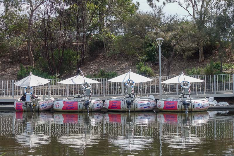 Adelaide BBQ Boats