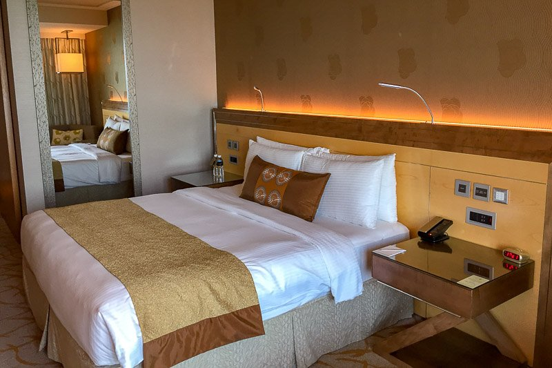 Singapore Marins Bay Sands hotel
