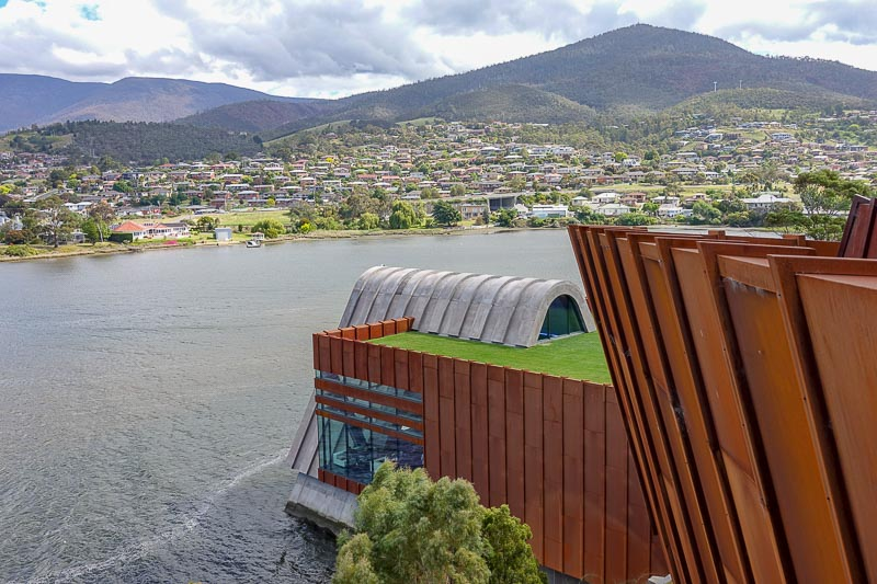 Visiting MONA, Tasmania – a Review for the Artistically Challenged