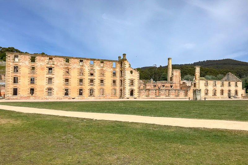 The Port Arthur Penitentiary
