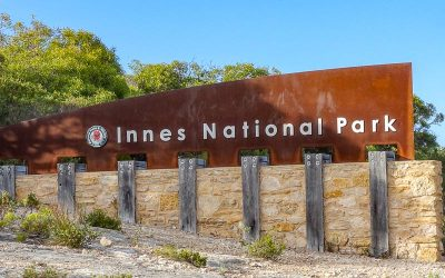Road Tripping to Innes National Park