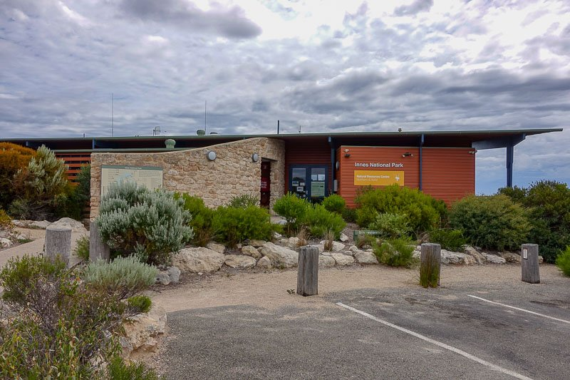 Innes National Park Visitor Information Centre
