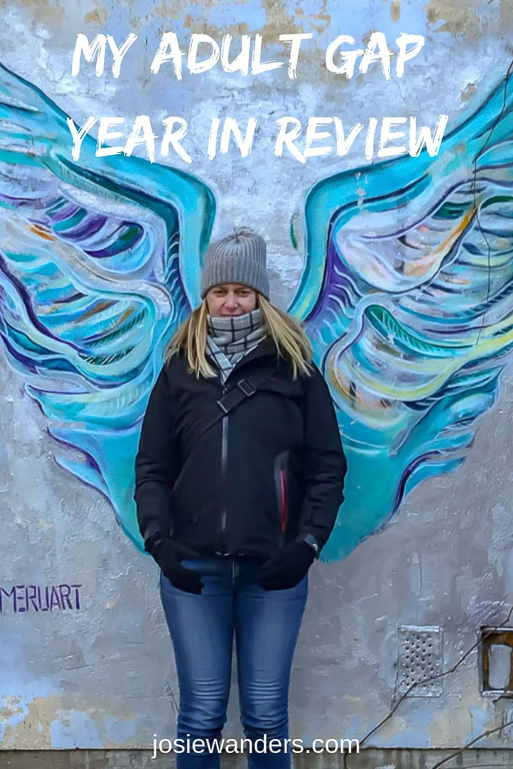 I left my job and travelled the world for twelve months on an adult gap year. See what it was like to leave home in my forties and see the world. #adultgapyear #gapyear #travel #longtermtravel #genxtravel