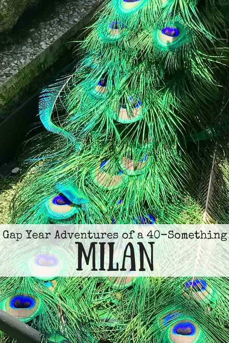 Milan is well known for it's fashion and shopping. But what does someone who is not a shopper do in the area? #italy #milan #duomo #travel #gapyear #genx #adultgapyear