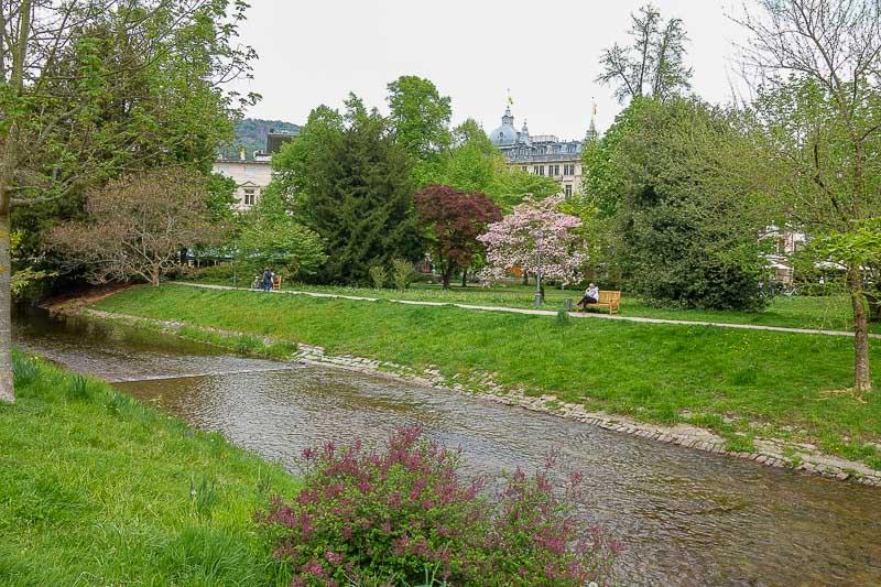 Baden-Baden Lichtentaler Allee
