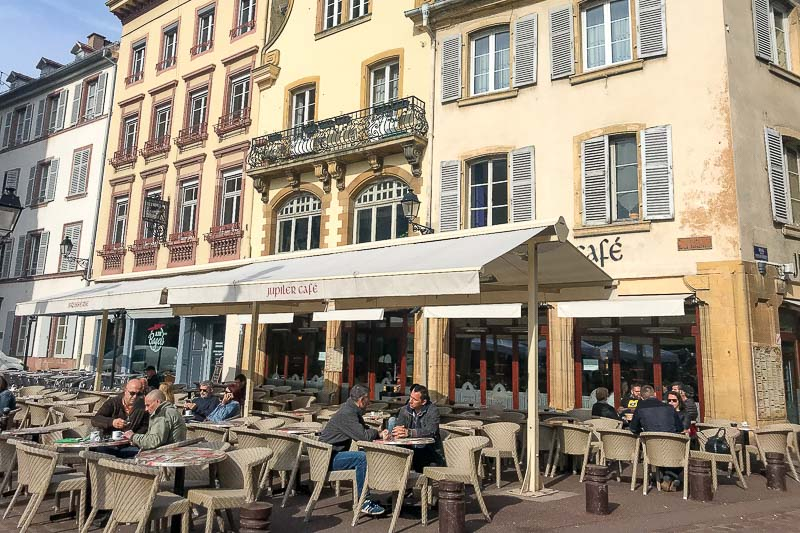 Colmar Jupiter Cafe
