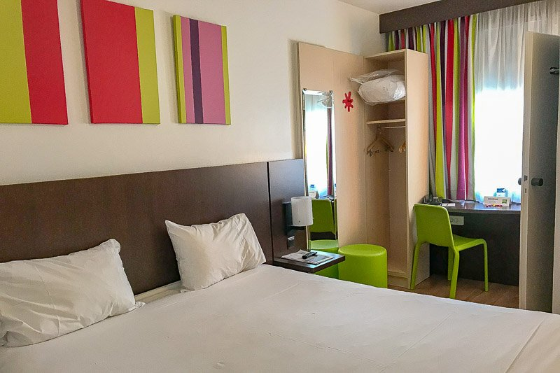 Ibis Styles Luxembourg Centre Gare Room