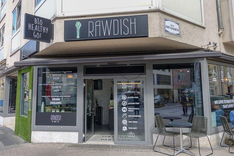 Rawdish Luxembourg
