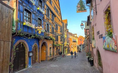 Travel Diaries – Riquewihr