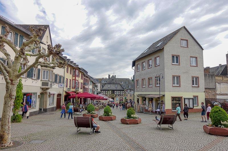 Rüdesheim Town Square