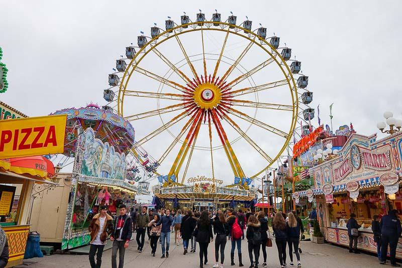 Fruhlingfest Ferris Wheel