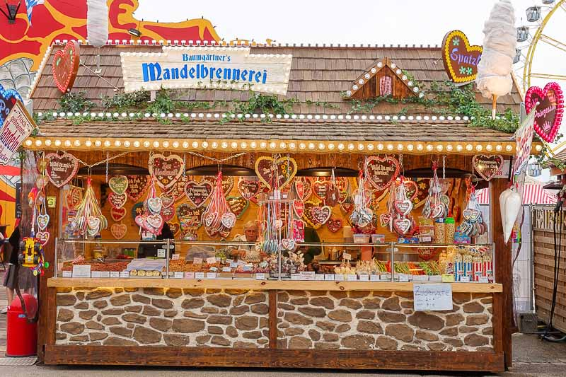 Fruhlingfest Sweet Shop