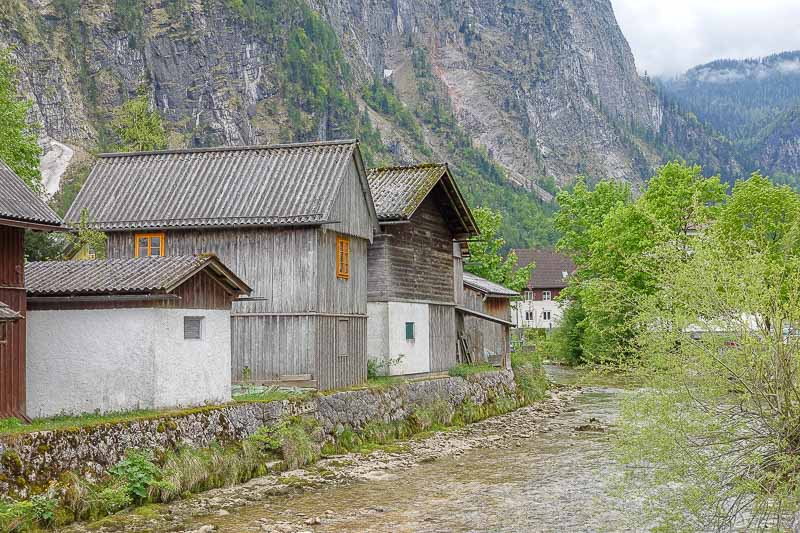 Hallstatt Buildings