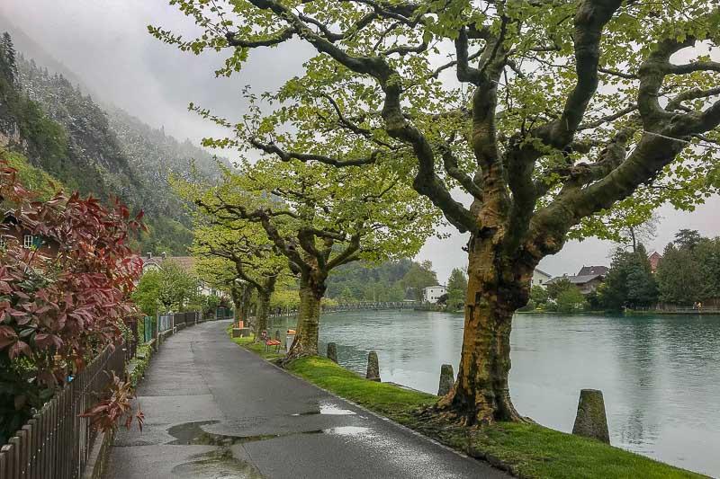 Interlaken River Walk